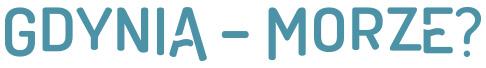 Gdynia – morze? logo